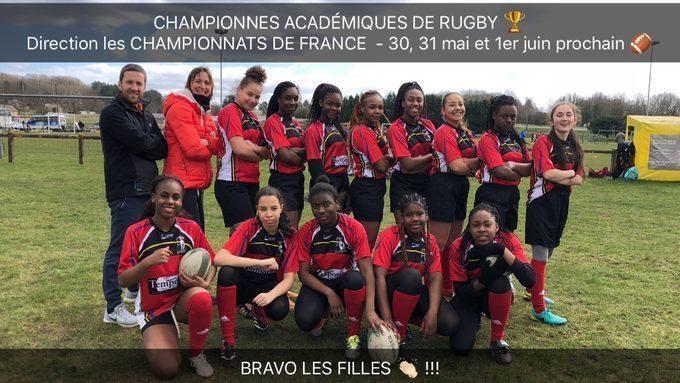 Bravo les filles!!!