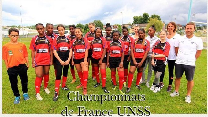 Championnats de France de rugby féminin